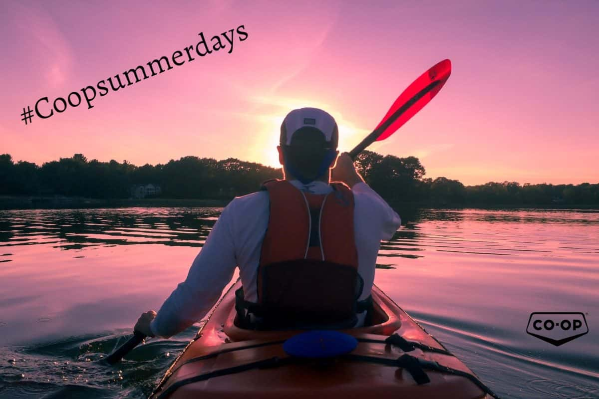 Kayak_sunset_lake_coop